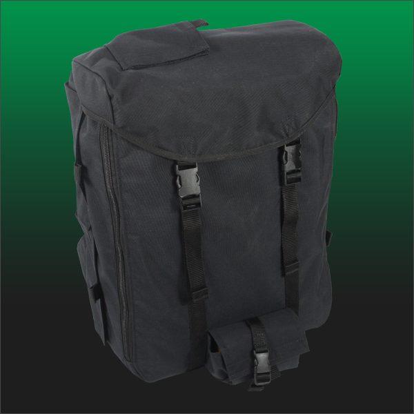 Breacher box in backpack
