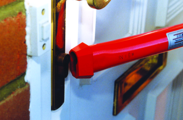 Eurocylinder Locksnapper Sigma Security Devices