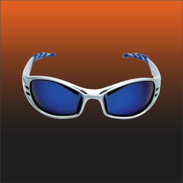 Fuel Safety Glasses (Blue)