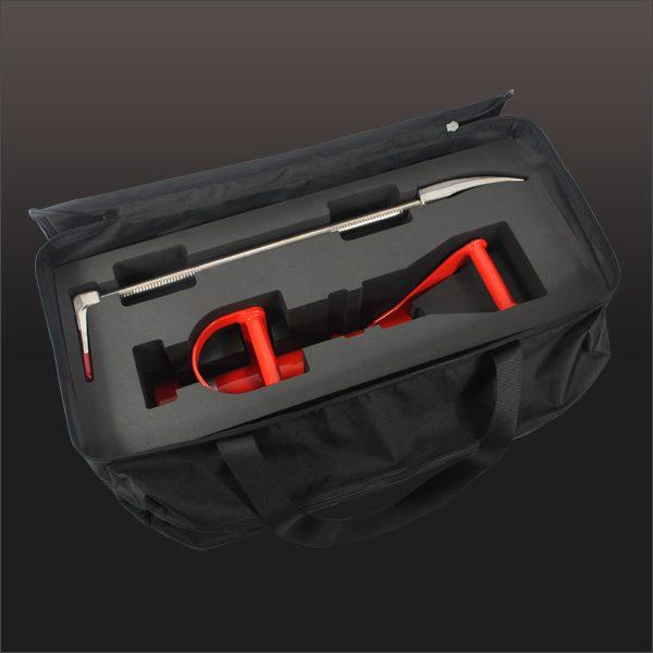 Enforcer and Hooli bag 1