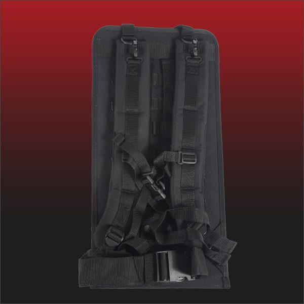 V12 backpack handles