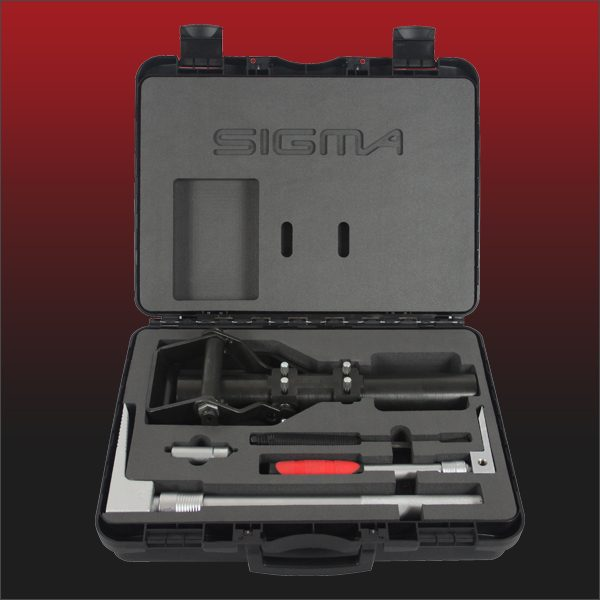 V12 kit in case complete